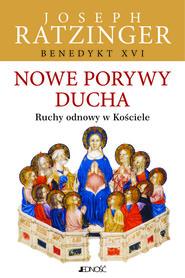 okładka Nowe porywy ducha, Ebook | Benedykt XVI