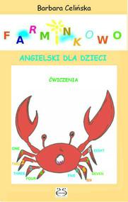 okładka Farminkowo. Angielski dla dzieci. Ćwiczenia do wydruku, Ebook | Barbara Celińska