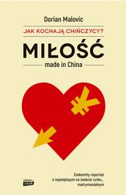 okładka Miłość made in China, Ebook | Malovic Dorian