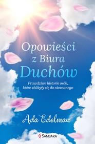 okładka Opowieści z Biura Duchów, Ebook | Ada Edelman
