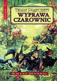 okładka Wyprawa czarownic, Ebook   Terry Pratchett