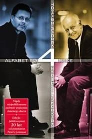 okładka Alfabet na 4 ręce, Ebook | Tomasz Raczek, Zygmunt Kałużyński