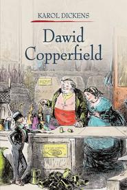 okładka Dawid Copperfield Tom 1, Ebook | Charles Dickens