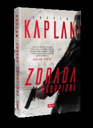 okładka Zdrada Skorpiona, Ebook   Andrew Kaplan