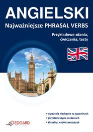 okładka Angielski Najważniejsze phrasal verbs, Ebook |