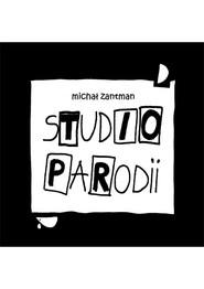 okładka Studio Parodii, Ebook | Michał Zantman