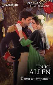 okładka Dama w tarapatach, Ebook | Louise Allen
