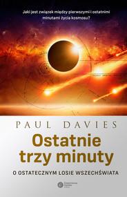 okładka Ostatnie trzy minuty, Ebook   Paul Davies