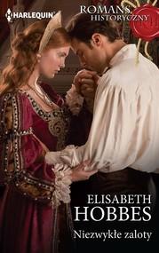 okładka Niezwykłe zaloty, Ebook | Elizabeth Hobbes