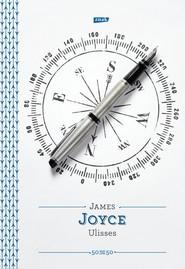 okładka Ulisses, Ebook | James Joyce