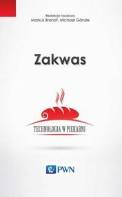 okładka Zakwas. Technologia w piekarni, Ebook | Marcus  Brandt, Michael  Ganzle