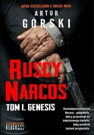 okładka Ruscy Narcos, Ebook | Artur Górski