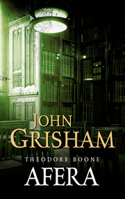 okładka Theodore Boone: Afera, Ebook | John  Grisham