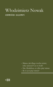 okładka Obwód głowy, Ebook | Wlodzimierz Nowak