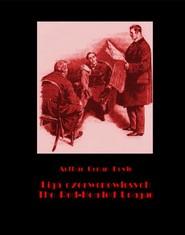 okładka Liga czerwonowłosych. The Red-Headed League, Ebook | Arthur Conan Doyle