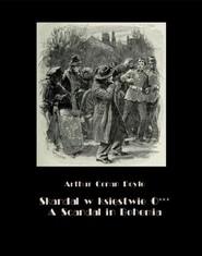 okładka Skandal w księstwie O***. A Scandal in Bohemia, Ebook | Arthur Conan Doyle