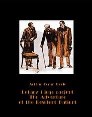 okładka Lekarz i jego pacjent. The Adventure of the Resident Patient, Ebook | Arthur Conan Doyle