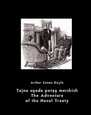 okładka Tajna ugoda potęg morskich. The Adventure of the Naval Treaty, Ebook | Arthur Conan Doyle