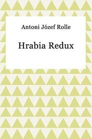okładka Hrabia Redux, Ebook | Antoni Józef Rolle