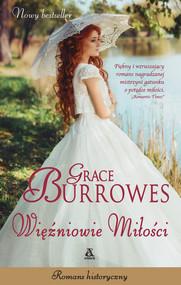 okładka Więźniowie miłości, Ebook | Grace Burrowes