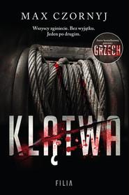 okładka Klątwa, Ebook | Max Czornyj