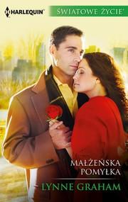okładka Małżeńska pomyłka, Ebook | Lynne Graham