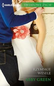 okładka Rzymskie wesele, Ebook | Abby Green