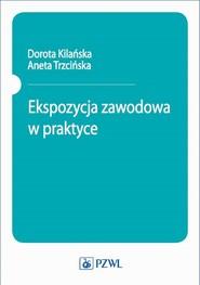 okładka Ekspozycja zawodowa w praktyce, Ebook | Dorota  Kilańska, Aneta Trzcińska