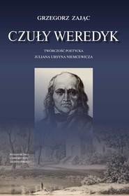 okładka Czuły weredyk, Ebook   Grzegorz Zając