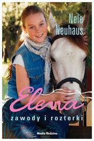 okładka Elena. Zawody i rozterki, Ebook | Nele Neuhaus
