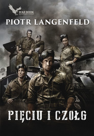 okładka Pięciu i czołg, Ebook | Piotr Langenfeld