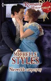 okładka Niezwykłe zaręczyny, Ebook   Michelle Styles
