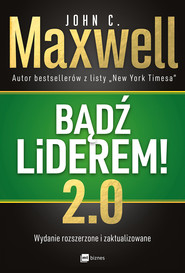 okładka Bądź liderem! 2.0, Ebook | John C. Maxwell