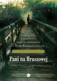 okładka Pani na Hruszowej, Ebook | Jadwiga Skirminttówna