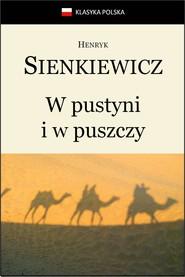 okładka W pustyni i w puszczy, Ebook | Henryk Sienkiewicz