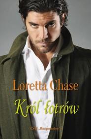 okładka Król Łotrów, Ebook | Loretta  Chase