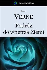 okładka Podróż do wnętrza Ziemi, Ebook | Jules Verne