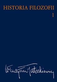 okładka Historia filozofii Tom 1, Ebook   Władysław  Tatarkiewicz