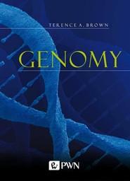 okładka Genomy, Ebook | Terry A Brown