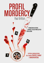 okładka Profil mordercy, Ebook | Britton Paul