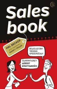 okładka Salesbook. Rewolucyjny trening sprzedażowy gwarantujący wzrost efektywności, Ebook   Hal  Becker, Nancy  Traum