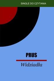 okładka Widziadła, Ebook | Bolesław Prus
