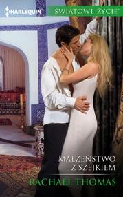 okładka Małżeństwo z szejkiem, Ebook | Rachael Thomas