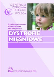 okładka Dystrofie mięśniowe, Ebook | Anna  Kostera-Pruszczyk