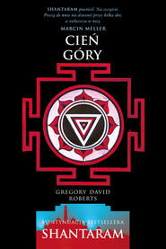 okładka Cień góry, Ebook | Gregory David Roberts