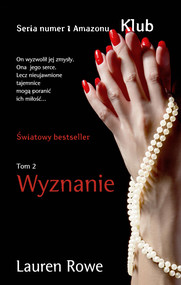 okładka Wyznanie, Ebook | Lauren Rowe