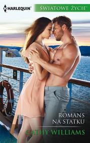 okładka Romans na statku, Ebook   Cathy Williams