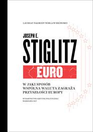 okładka Euro, Ebook | Joseph  Stiglitz