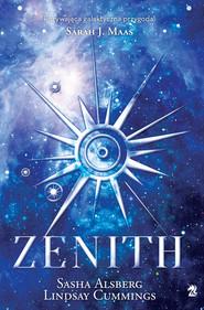 okładka Zenith. , Ebook | Sasha Alsberg, Lindsay Cummings