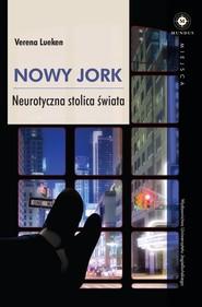 okładka Nowy Jork, Ebook | Lueken Verena